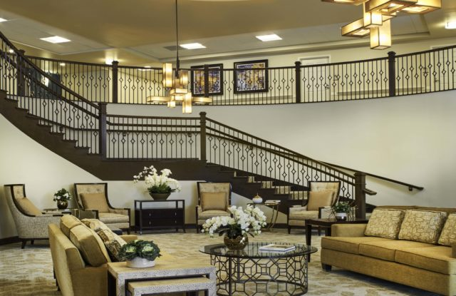 Grand Lobby at Ralston Creek